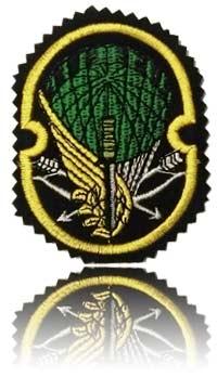 آرم بازوی نیروی مخصوص نیروی زمینی