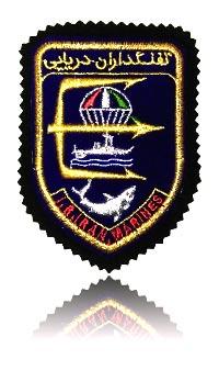 آرم بازوی شماره دو تفنگداران دریایی