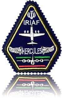 آرم سینه هرکولس (سی-130) شماره دو