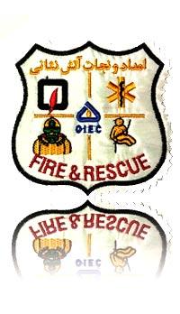 آرم سینه امداد و نجات (رسکیو)