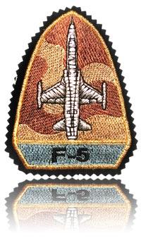 آرم بازوی اف-5 (تایگر)