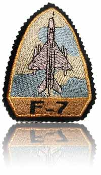 آرم بازوی اف-7