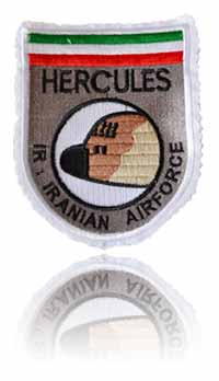 آرم سینه خلبانان سی-130 هرکولس