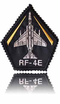 آرم بازوی فانتوم شناسایی RF-4
