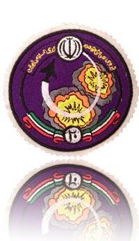 آرم سینه خلبانان عملیات برون مرزی