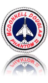 آرم سینه (بازو) اف-4 ای (فانتوم)